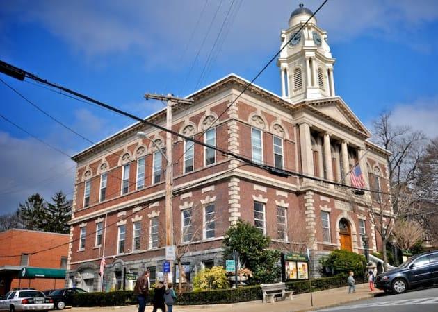 Irvington Village Court, Westchester County, NY