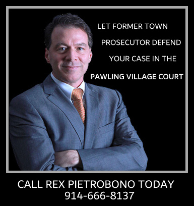 Pawling Village Court Lawyer, Dutchess County, NY