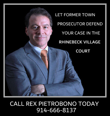 Rhinebeck Village Court Lawyer, Dutchess County, NY
