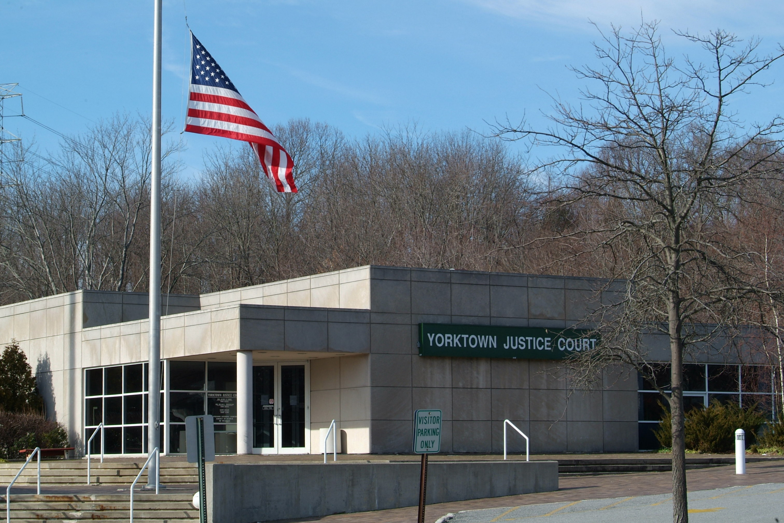Yorktown Town Court, Westchester County, NY